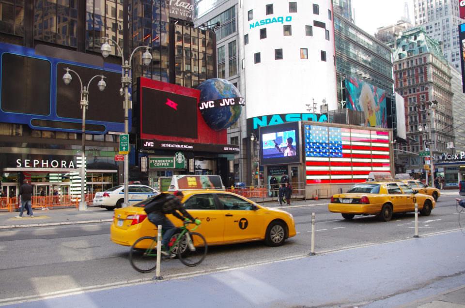 taxi new-yorkais par solene tardivon