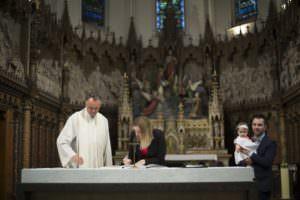 Baptême Manon Solene Tardivon Photographe