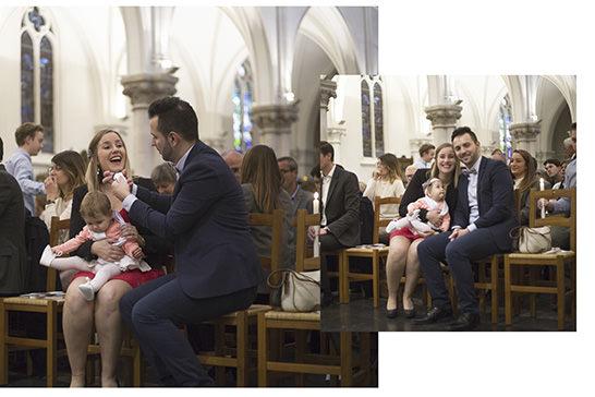 Le baptême de Manon