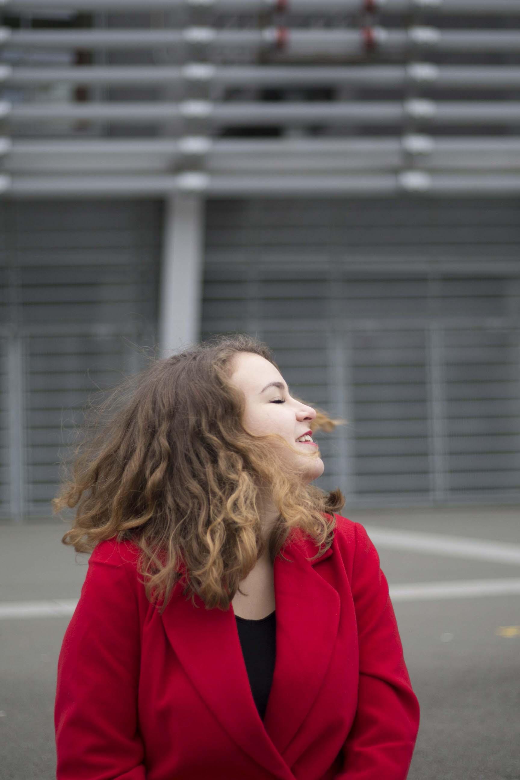 Portrait Malou Stade PM Solene Tardivon Photographe