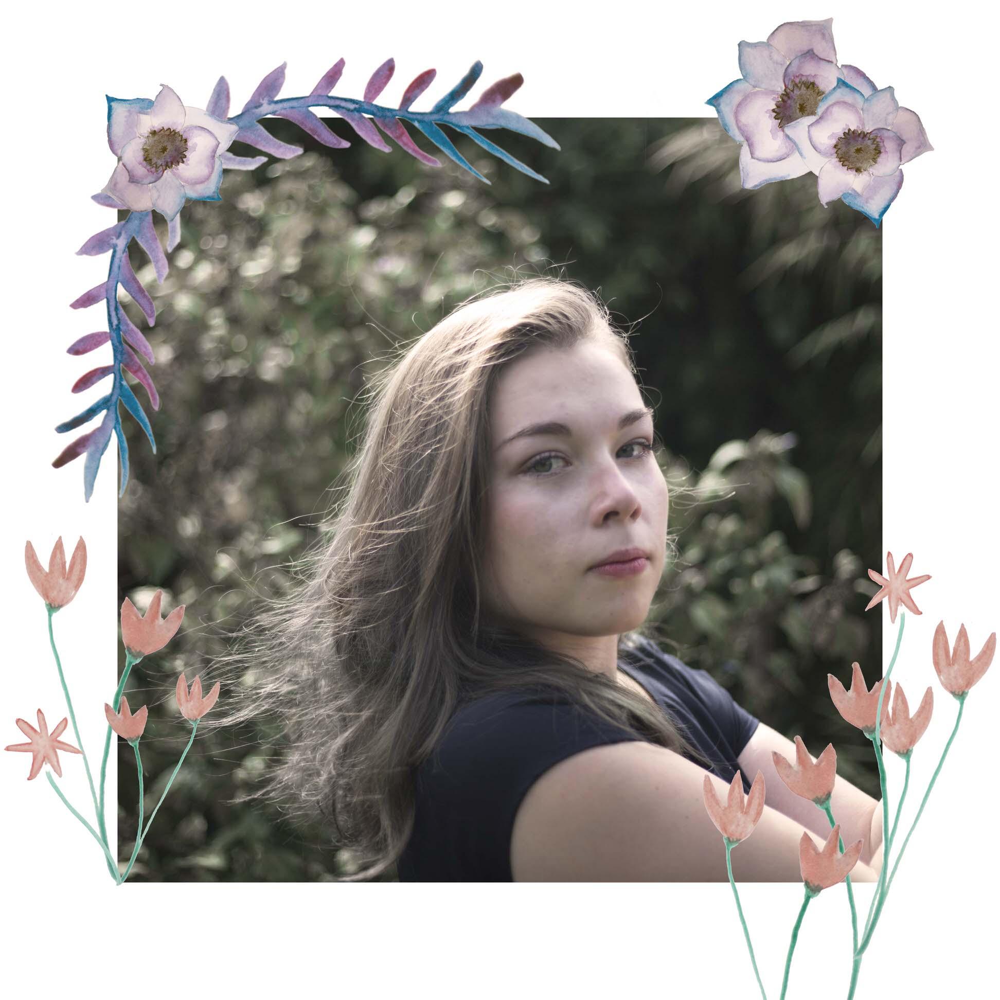 Portrait Manon Solene Tardivon Photographe