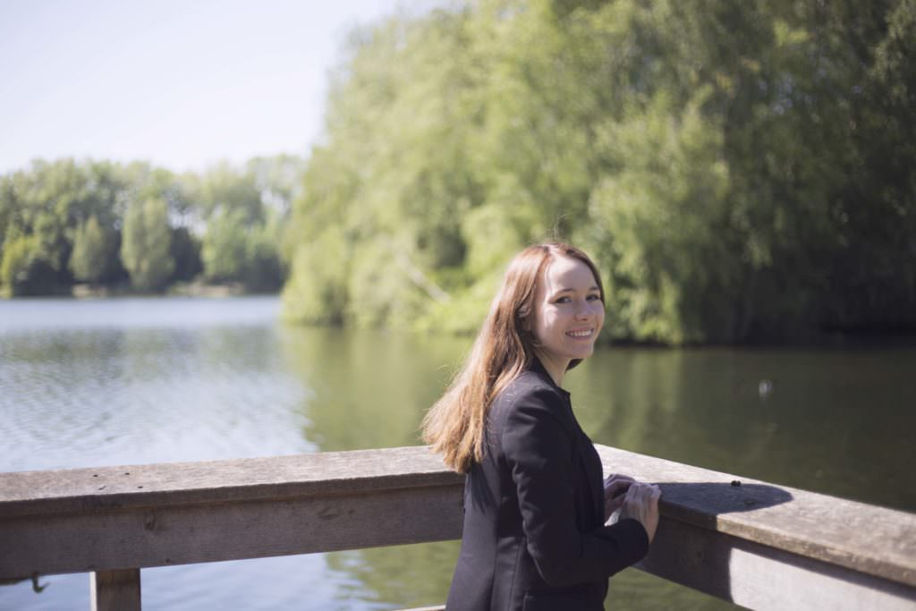 Portrait Pauline Solene Tardivon Photographe