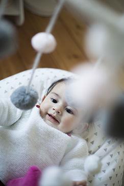 Nouveaux accessoires pour les séances naissance
