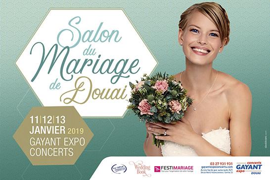 Salon du mariage de Douai - 2019