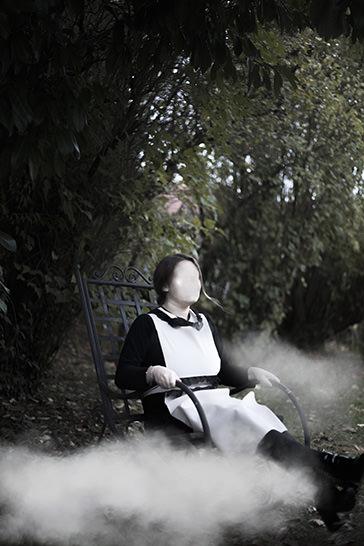 Se faire peur en photographies avec Malou & Théo  / Halloween 2018