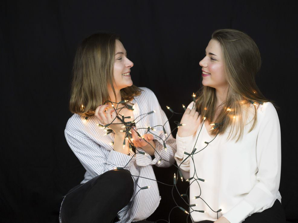 photos entre soeurs Solène Tardivon photographe