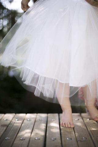 Photographie Robe demoiselle d'honneur Lucie