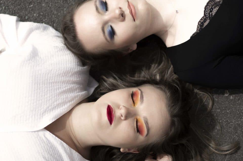 Shooting Make-Up avec Marion Esthétique
